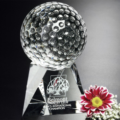 "Triad Golf Award 4"" Dia. Image"