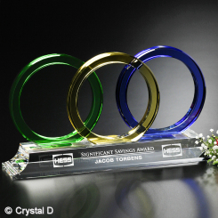 "Trident Award 4"" Image"