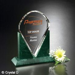 """Valdez Award 8-1/2"""""""