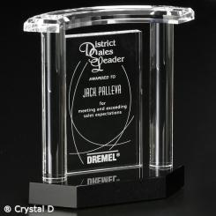 "Vanessa Award 8"" Image"
