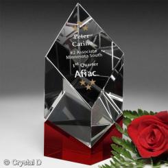 """Vicksburg Ruby Award 7"""""""