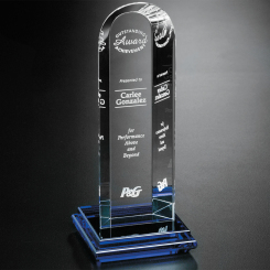"""Vision Award 8-1/2"""" Image"""
