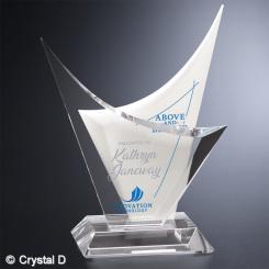 """Voyager Award 11-3/4"""""""
