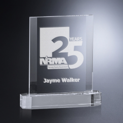 "Waterman Award 6"" H Image"