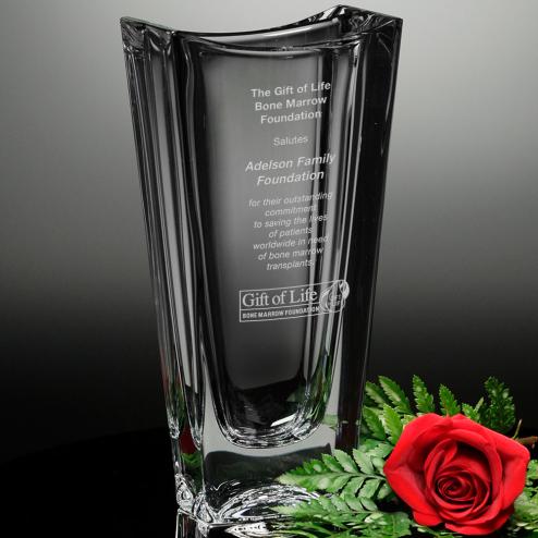 """Capri Vase 10"""""""
