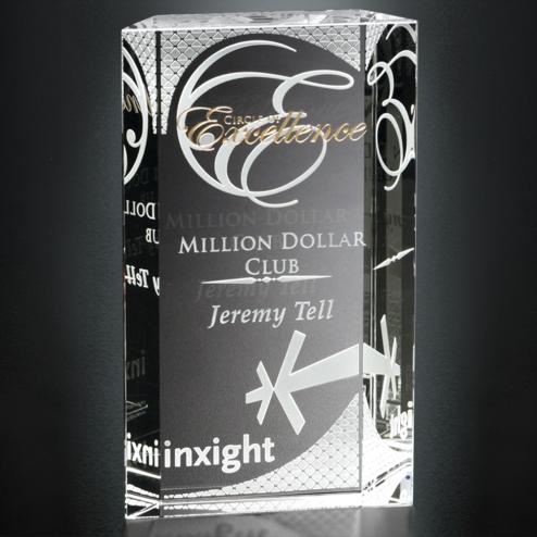 """Carlyle Award 8"""""""