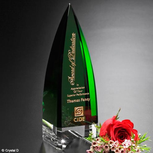 "Culmination Emerald Award 9"""