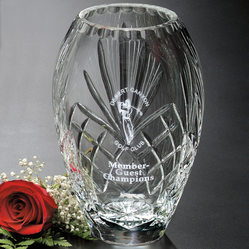 """Durham Barrel Vase 10"""""""