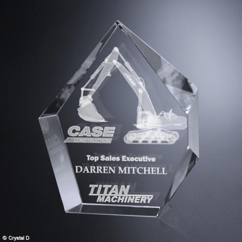 """Larsmont Award 6-1/4"""""""