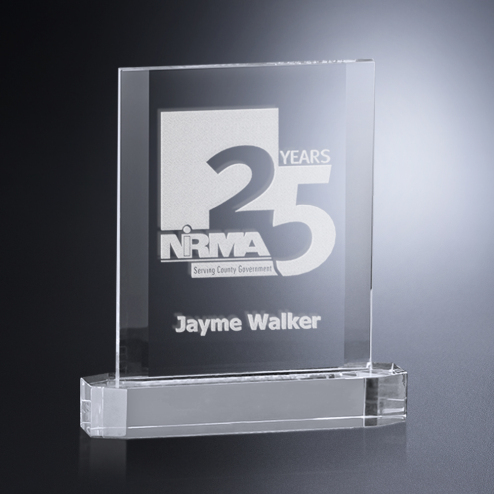 "Waterman Award 6"" H"