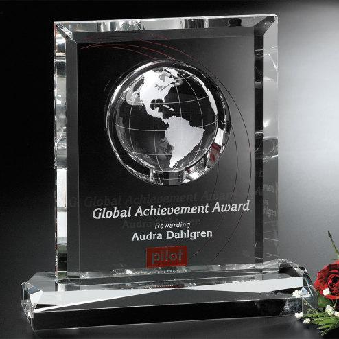 """Columbus Global Award 8"""""""