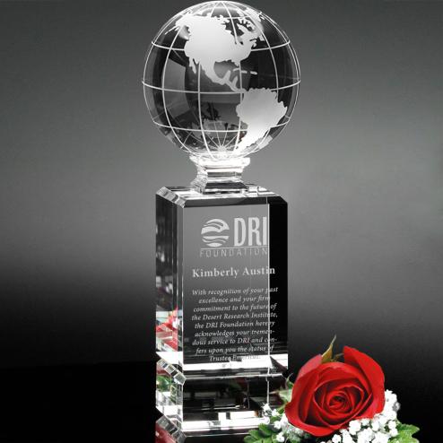 "Cordova Globe Award 10"""