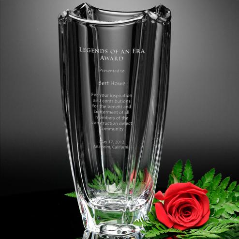 """Fairmount Vase 10"""""""