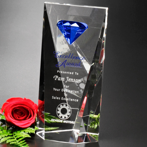 Gemstone Award 10""