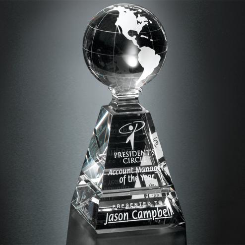 "Global Pyramid 10"""