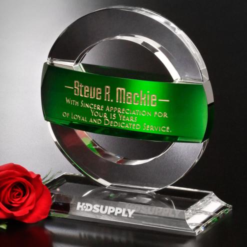 """Greenville Award 7-3/4"""""""