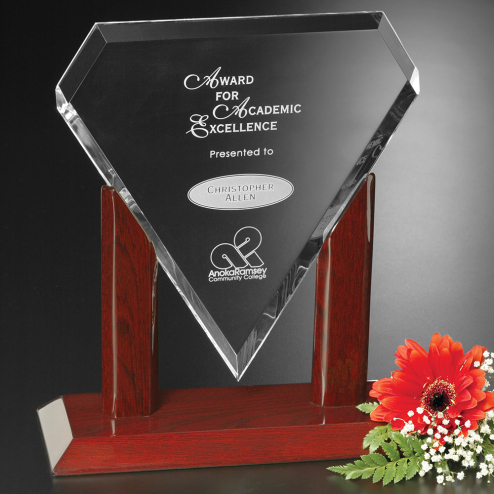 "Marquise Award 10-1/4"""