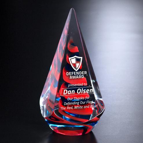 """Patriot Award 8-1/4"""""""