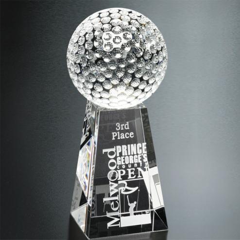 "Tapered Golf Award 7"""